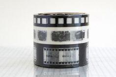 Camera Japanese Washi Tape - Fun Masking Tape - Japanese Washi Tape