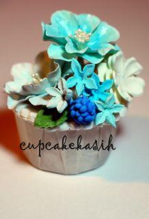 Lovely Dusty Blue by Cupcakekasih, via Flickr