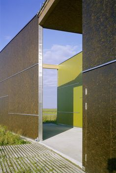 Leeb Fruit Orchard | Architects Collective | Photo: Maximilian Lang | Archinect