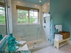 HGTV Dream Home 2013: Twin Suite Bathroom Pictures : Dream Home : Home & Garden Television