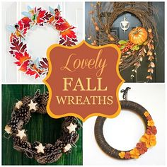 Fall Wreaths Families Can Make Together   Spoonful