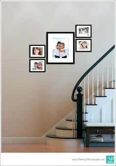 Laura Fleming Photography using the stairs template from www.arianafalerni.com/design
