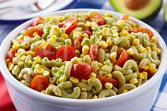 California Avocado Macaroni Summer Salad Recipe | California Avocado Commission