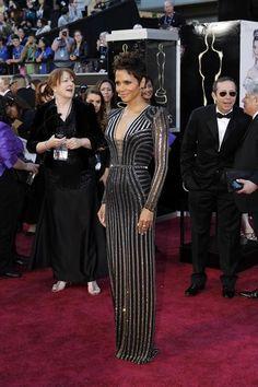 Oscars Worst Dressed: Halle Berry