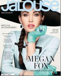 Jalouse. Megan Fox. 2012.