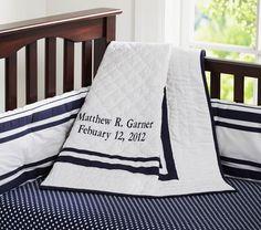 Harper Nursery Bedding | Pottery Barn Kids