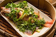 Steamed Whole Fish W