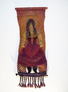 Macrame Folk Lady