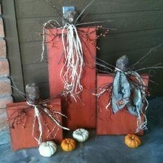 DIY pumpkins :)