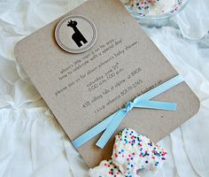 Baby Boy Girl Gender Neutral Shower Party Custom by theps on Etsy, $24.00