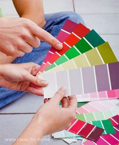 Color Schemes for Home Decorating