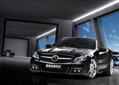 2009 Brabus Mercedes Benz SL Class