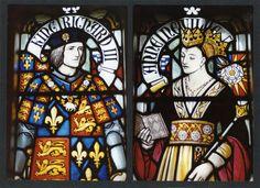 Richard III & Anne Neville