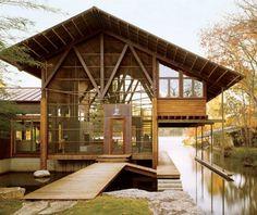 Lake Austin House