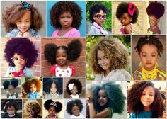 Lovely Black Girls with Natural Hair!
