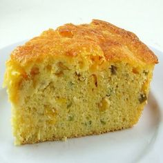 Crock Pot Mexican Corn Bread    I hate cream corn, but maybe it will be ok in this...
