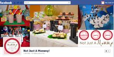 How To Create A Facebook Cover With Picasa from @Not Just A Mommy!