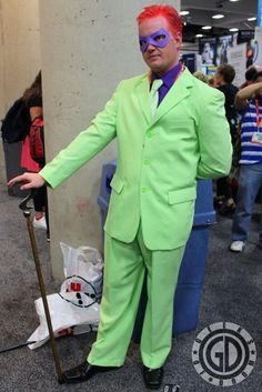 Riddler from Batman