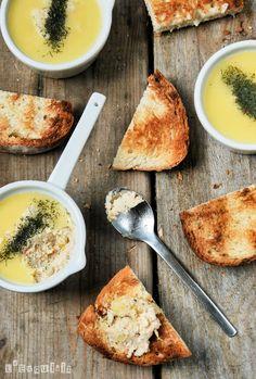 Paté de gambas al limón | L'Exquisit