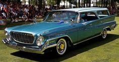 1961 Chrysler New Yorker station wagon