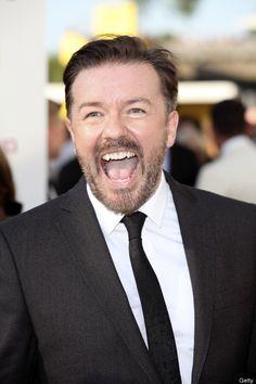 Ricky Gervais we LOVE Ricky
