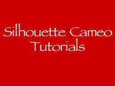 . silhouette cameo tutorials, silhouett cameo, silhouett tutori