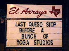 El Arroyo sign #Austin #Texas