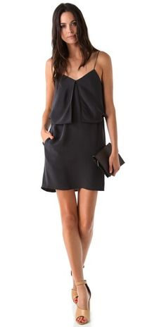 Tried this dress on at Neiman's, not going to lie, it was pretty great!  3.1 Phillip Lim Multi Layer Fold Dress