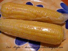 Dica: Cozinhar Milho Verde no Microondas