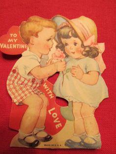 #Vintage Valentines