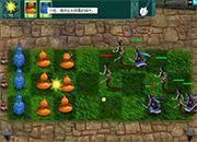 Calabazas vs Zombies | Juegos Plants vs Zombies - jugar gratis