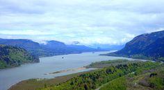 Columbia River Gorge (Oregon/Washington)