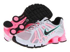 Nike Shox Turbo+ 13 Wolf Grey/Polarized Pink/Black - Zappos.com Free Shipping BOTH Ways