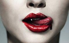 true blood, season, trueblood, color combos, vampir, red lips, fan, book series, sweet kisses