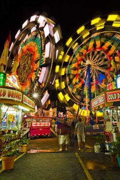 Cherry Festival in Traverse City, Michigan, USA.