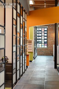 Slaterpaull Architects Inc. renovated the 1922 firehouse to be energy efficient, resulting in it becoming the first LEED platinum historic building in Colorado.