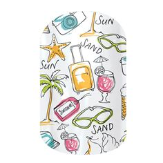 Vacay  nail wraps by Jamberry Nails