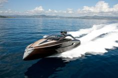 Sport car for the sea - Yacht Hedonist by Kinetik
