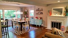 Blogger Stylin' Home Tours - Favorite Room Edition