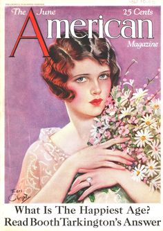 F. Earl Christy - American Magazine cover (June 1926)