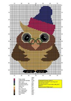 books, bead patterns, owl book cross, crossstitch, cross stitch