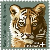 Today is Endangered Species Day! Help stamp out extinction by purchasing the Post Office's Save Vanishing Species stamp: http://bit.ly/KvDXaN
