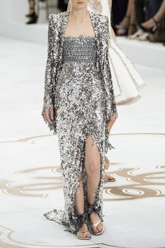 Chanel at Couture Fall 2014 (Details)