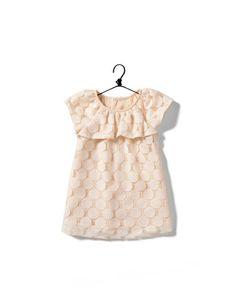 baby girl polka dot dress - ZARA United States