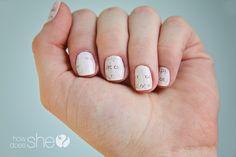 Newspaper fingernails