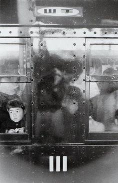 Ikko Narahara - 'Shinjuku'. Tokyo the '50s' series