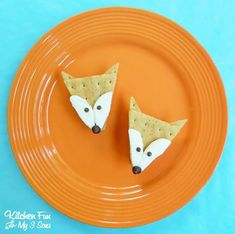 Kitchen Fun With My 3 Sons: Fox S'mores...Guest Post for Cheryl Style!