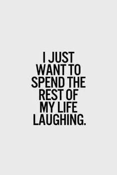 ★ Love laughing