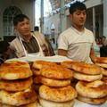 Uzbek market!