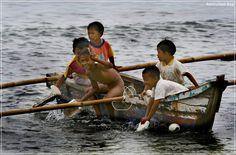 Beach Kids - Ujung Genteng, Jawa Barat